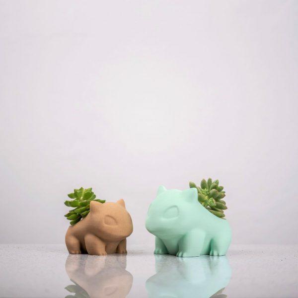 Bulbasaur planter ROyal art and decor cute animal planter